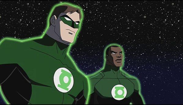 ¡No sólo Hal Jordan! La serie de Green Lantern tendrá dos héroes con anillo 158108-600x344