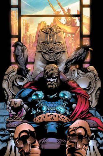 ¿Más malo que Thanos? Así fue como Thor se convirtió en el enemigo del universo de Marvel 2779291-thor71-333x500