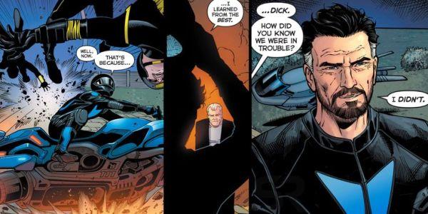 Al fin debutará Nightwing en 'Batman Beyond' batman-beyond-dick-grayson-nightwing-600x300