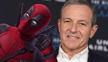 Bob Iger defendió a Deadpool