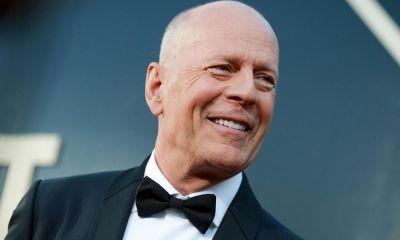 Bruce Willis usó su traje de Armageddon