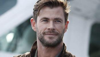 Chris Hemsworth muy agradecido con fans