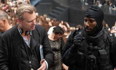 Christopher Nolan rompió una tradición con 'Tenet'