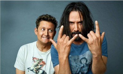 Concurso para poder aparecer en 'Bill and Ted 3'