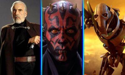 Count Dooku nunca fue un Sith