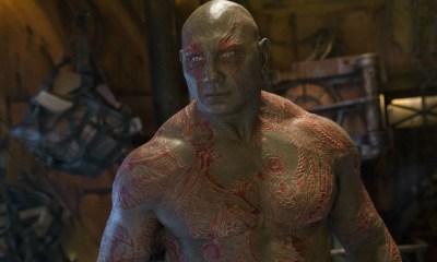 Drax mantendrá una tradición en 'Guardians of the Galaxy Vol. 3'