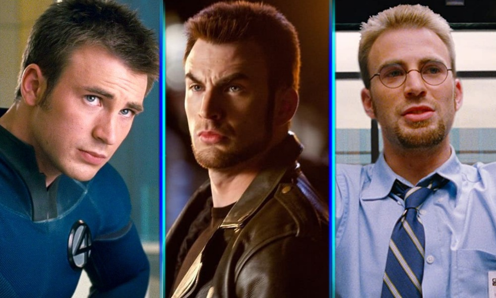 No es Captain America! Chris Evans revela cuál es su papel ...