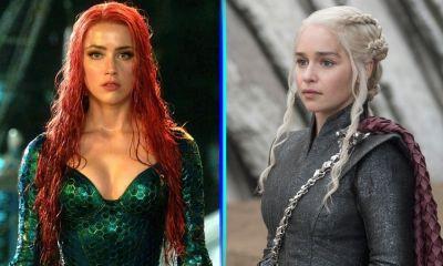 Emilia Clarke como Mera en 'Aquaman 2'