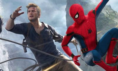 Estreno de Uncharted antes de Spider Man 3
