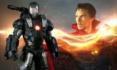 Doctor Strange no hace referencia a War Machine