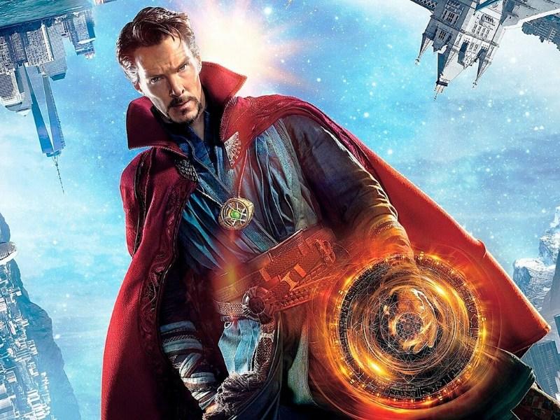Doctor Strange fue modificada para China