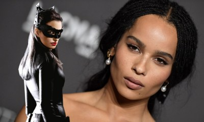 Zoe Kravitz dio detalles del traje de Catwoman