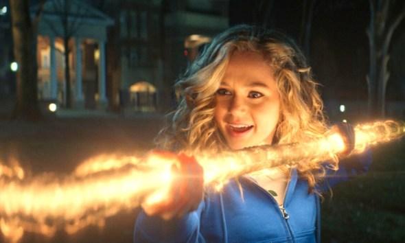 Stargirl podría llegar al Arrowverse