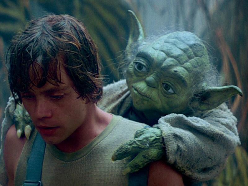 George Lucas no confiaba en usar a Yoda