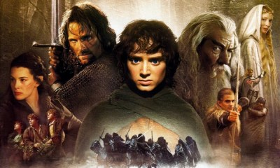 reunión del cast de The Lord of the Rings