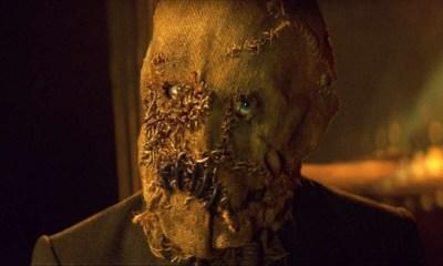 Marilyn Manson iba a ser Scarecrow