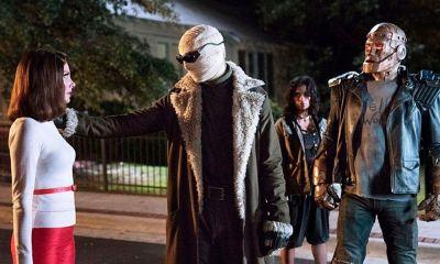imágenes de la segunda temporada de 'Doom Patrol'