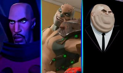 Inspiración para Kingpin en Into the Spider Verse