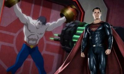 Justice League Dark: Apokolips War es parecida a la visión de Zack Snyder