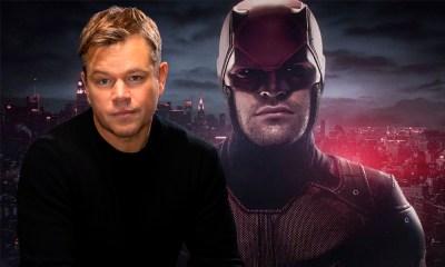 Matt Damon sería parte del elenco del reboot de 'Daredevil'
