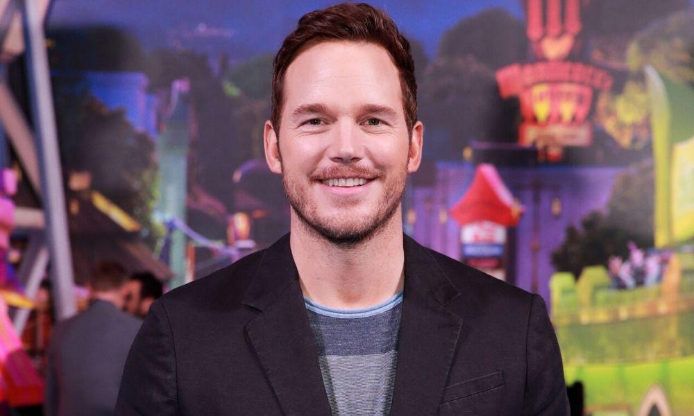 nueva serie de Chris Pratt se estrenará por Amazon