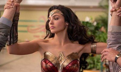 nuevas fotos del traje de Wonder Woman