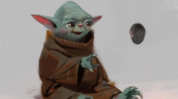 ¡Era aterrador! Revelan el primer diseño de Baby Yoda para 'The Mandalorian' primer-diseno-de-baby-yoda-2-600x335