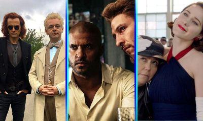 protagonistas de 'Good Omens' preparan nueva comedia