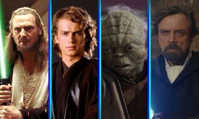 Quiénes fueron los primeros Jedi de la historia