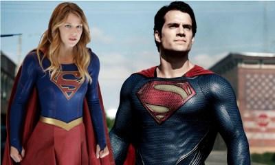 Retrasaron 'Supergirl' por una nueva película de 'Superman'