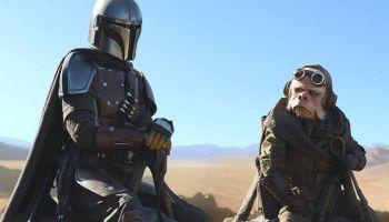 Simon Pegg quiere ser Dengar en The Mandalorian 2