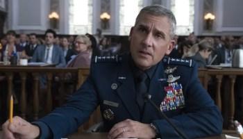 Calificación de Space Force de Netflix