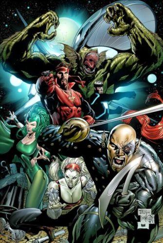 ¡No serían los originales! 'Captain Marvel 2' introduciría a los X-Men galácticos starjammers-335x500