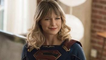 Fotos del final de la quinta temporada de Supergirl