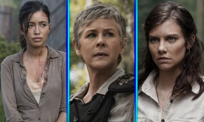 Carol en las películas de The Walking Dead