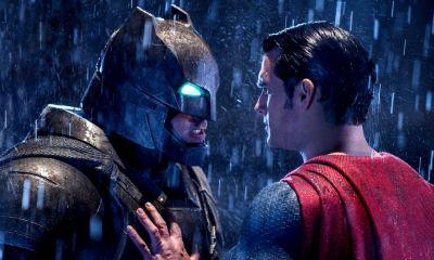 versión alternativa de Batman V Superman