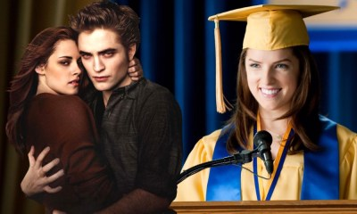 Anna Kendrick recordó sobre las grabaciones de 'Twilight'