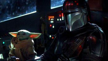 Baby Yoda y Mandalorian aparecerían en película de 'Star Wars'