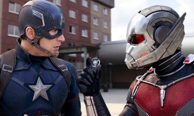 Chris Evans hizo un video musical en Civil War