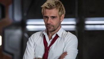 Constantine podría cambiar el rumbo de 'Legends of Tomorrow'