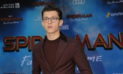 contrato de Tom Holland con Marvel Studios