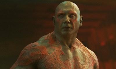 Cortaron un diálogo de Drax en 'Guardians of the Galaxy'