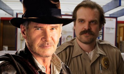 David Harbour habló de la cuarta temporada de 'Stranger Things'