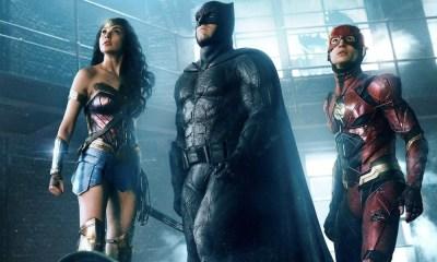 Romance de Batman en Zack Snyder's Justice League