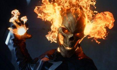 debut de Ghost Rider en el MCU