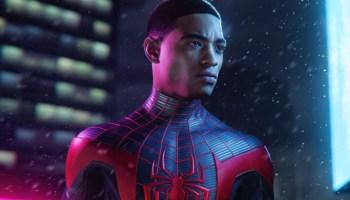 Director de 'Into The Spider-Verse' reaccionó a 'Spider-Man Miles Morales'