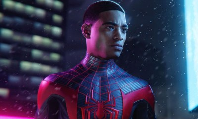 Director de 'Into The Spider-Verse' reaccionó a 'Spider-Man Miles Morales'