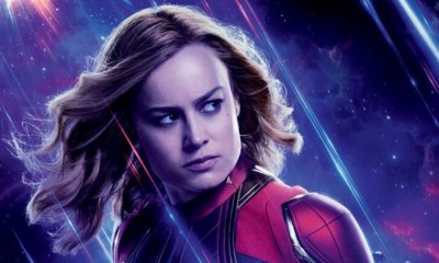 fan póster de Captain Marvel 2