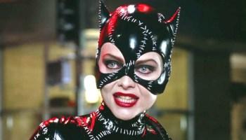 Catwoman no iba a vivir en Batman Returns