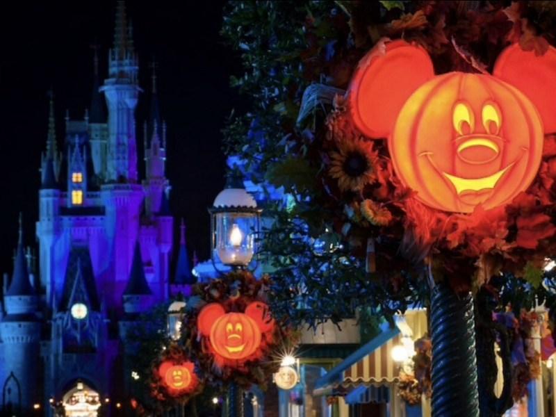 Walt Disney World cancelará el evento anual de Halloween